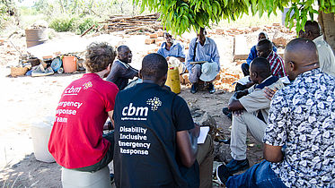 CBM listens to community members