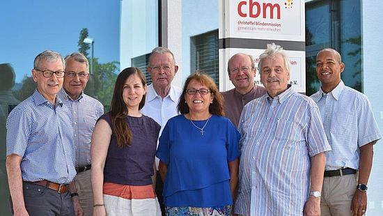 CBM International's Supervisory Board